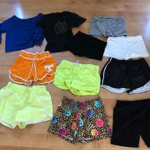 Girls size 16/18 shorts bundle